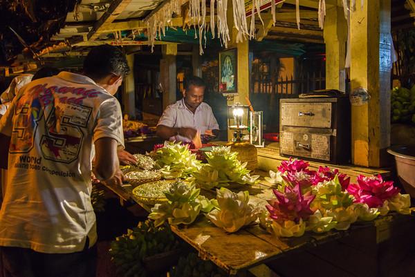Zahntempel in Kandy