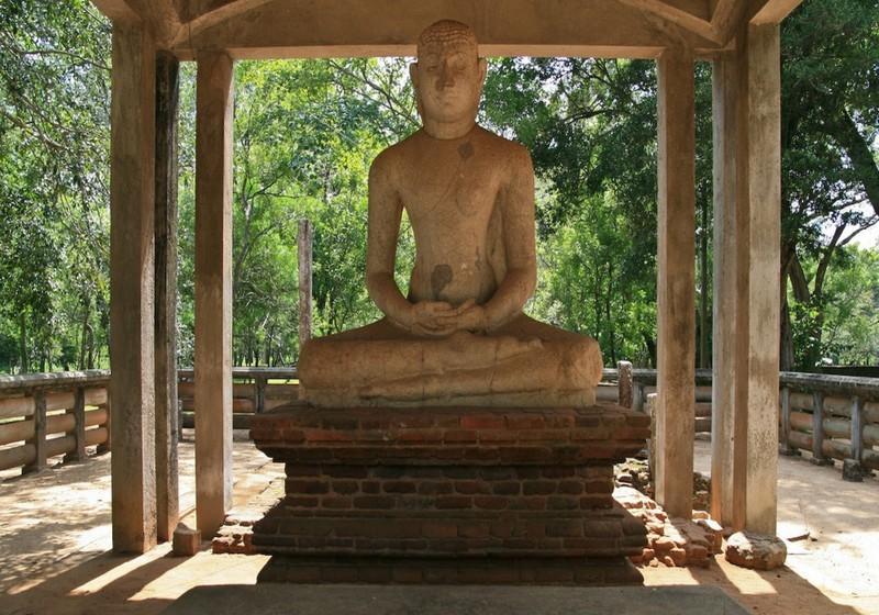 Pilger- und Ausgrabungsstätte Anuradhapura