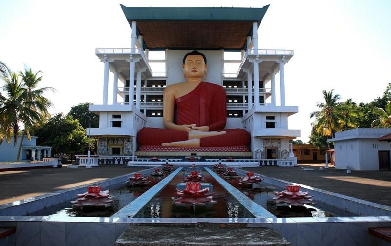 Weherahena Tempel