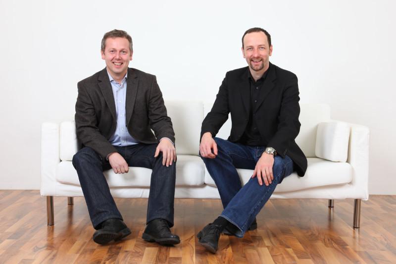 Richard Schinnerl und Thomas Pusch