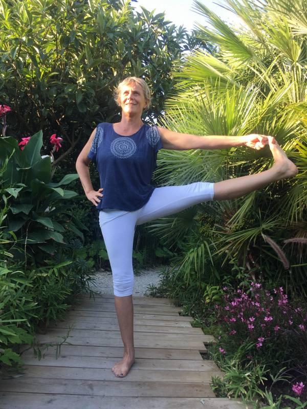 Ly Reiki-Yoga - Les Jardins de la Boirie - Oléron