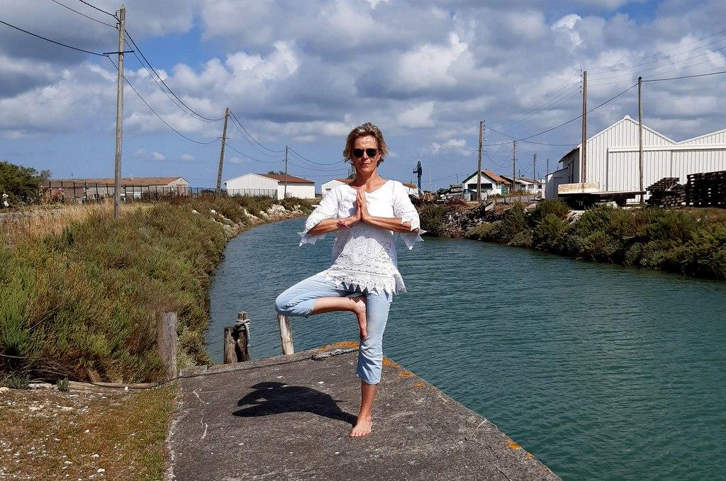 Ly reiki yoga ile d'Oléron
