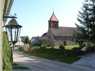Feldsteinkirche Garrey