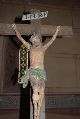 Altarkruzifix