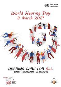 Giornata Mondiale dell'udito 2021: la cura dell'udito per TUTTI!