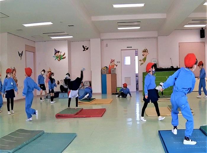 荒川園舎▶【体操教室】8月特別プログラム(小学生対象)