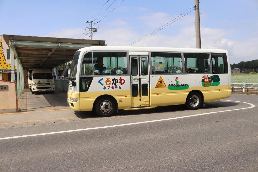 おおたかの森や西平井方面もバスが運行