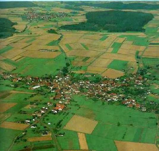 Erksdorf bei Stadtallendorf