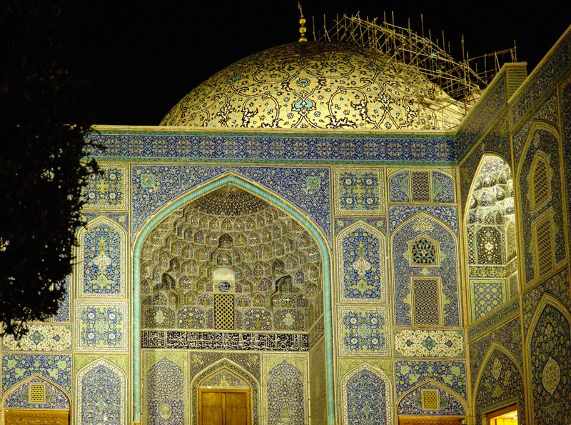 Moschee in Esfahan, Isfahan, Iran