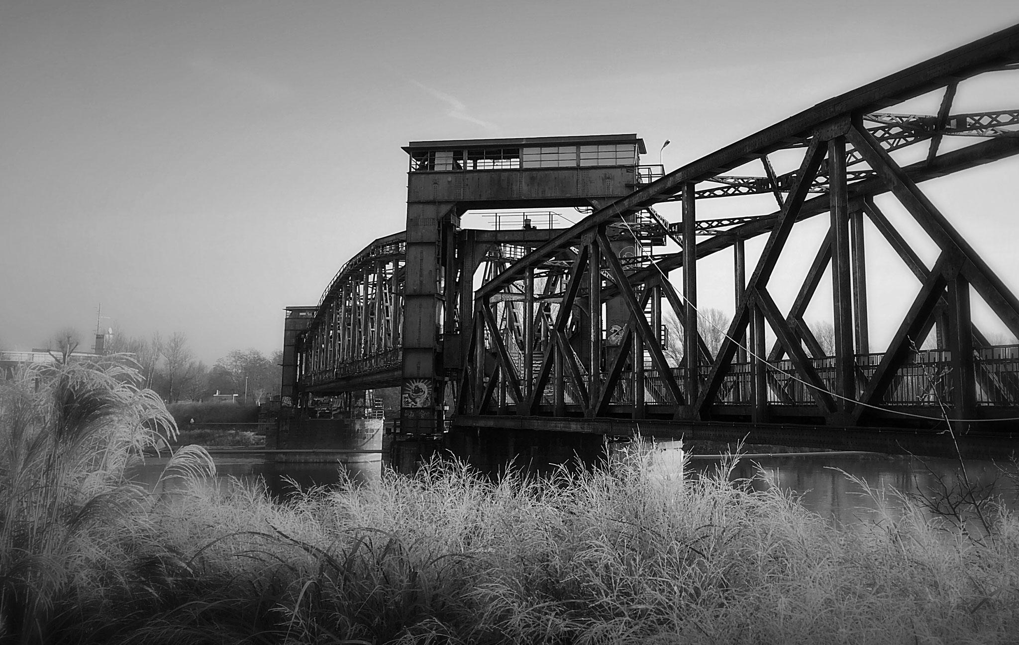 Hubbrücke, Magdeburg
