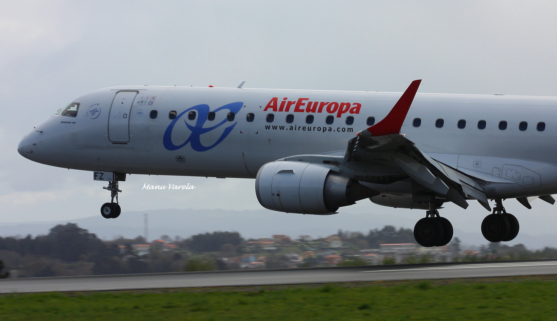 Embraer 195 AIR EUROPA