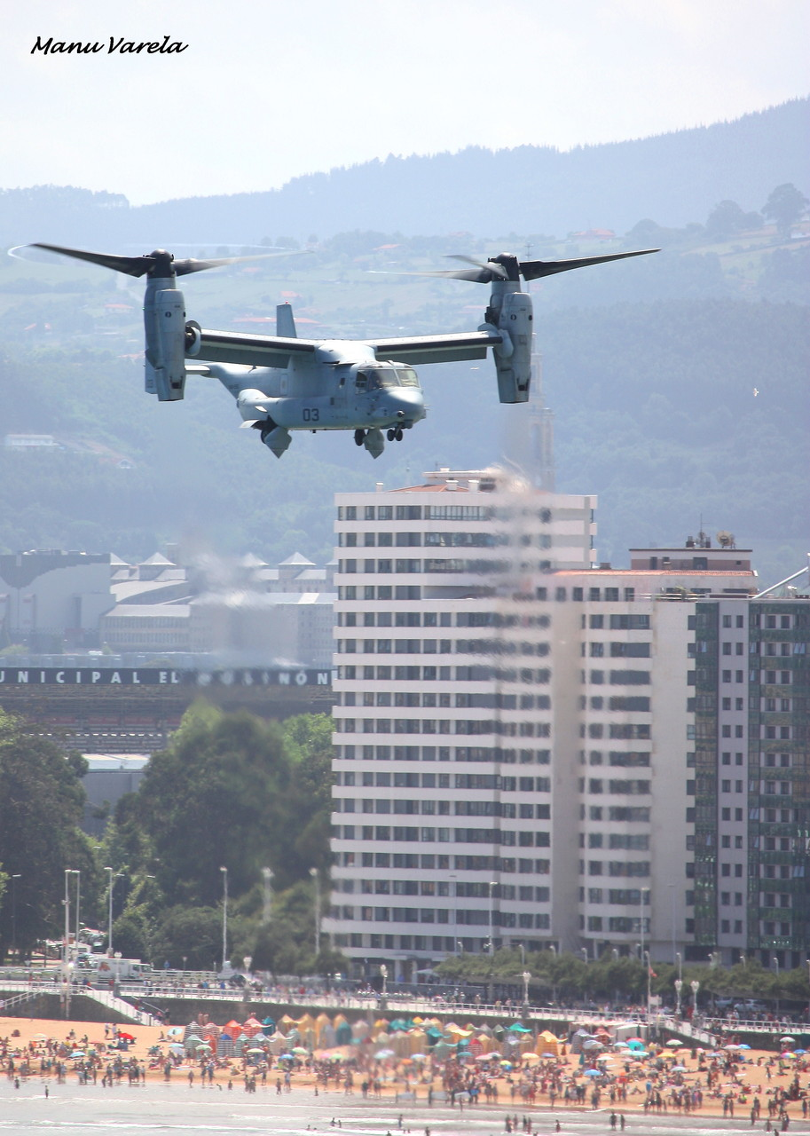 MV22 OSPREY - estacionario