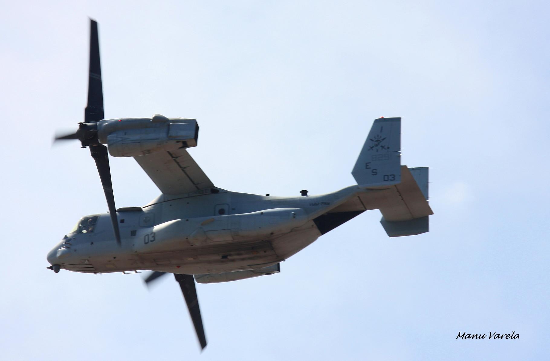 MV22 OSPREY - en vuelo