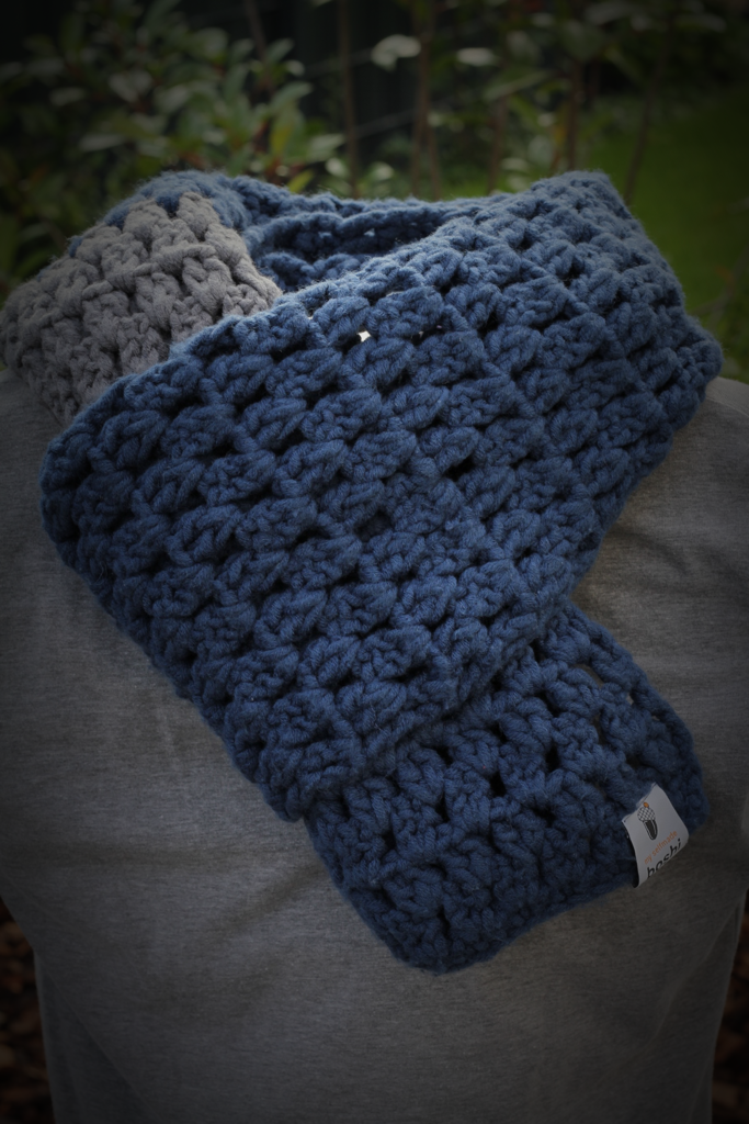 Häkelschal / Crochet Scarf