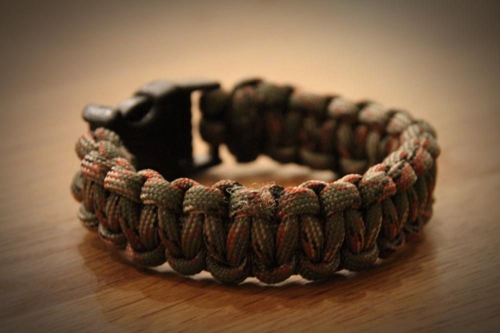Paracord Armband / Paracord bracelet