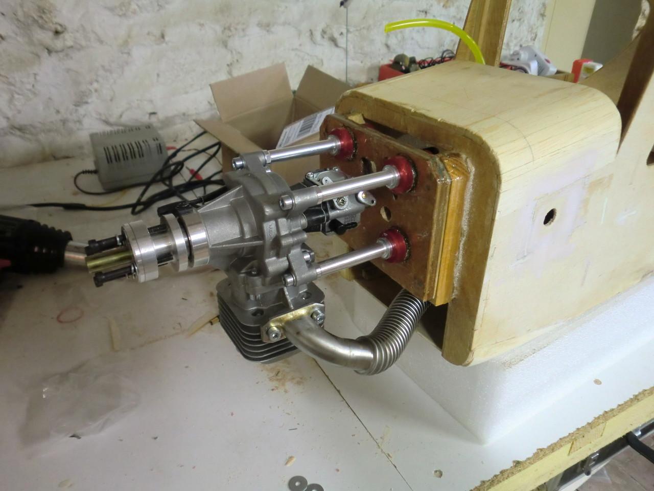 moteur DLE 30