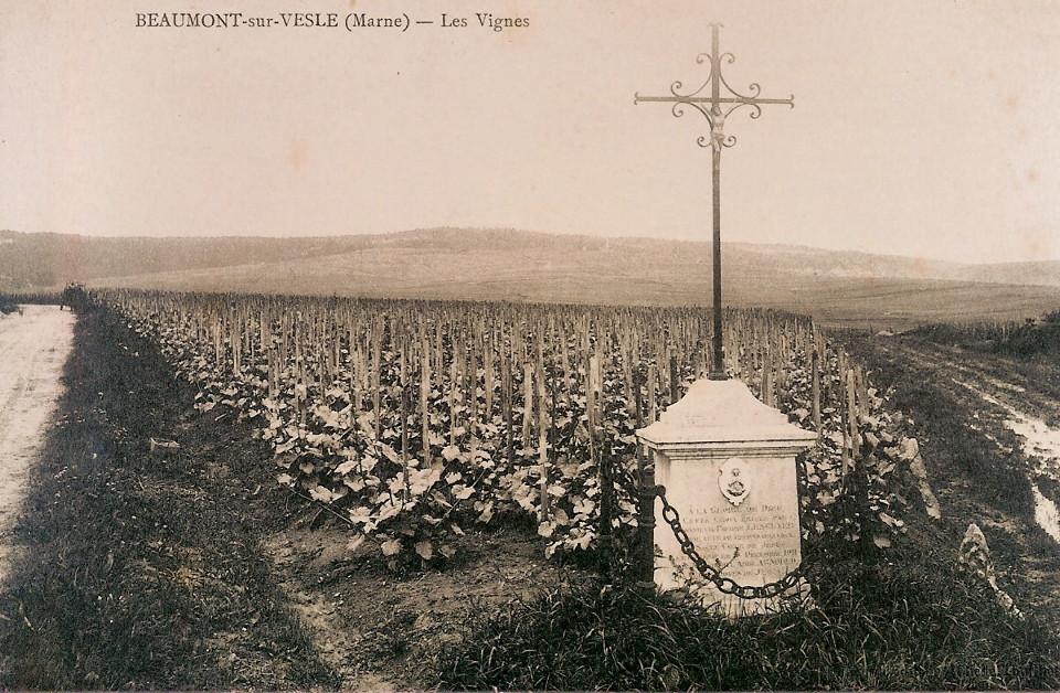 La croix Guignon en 1900