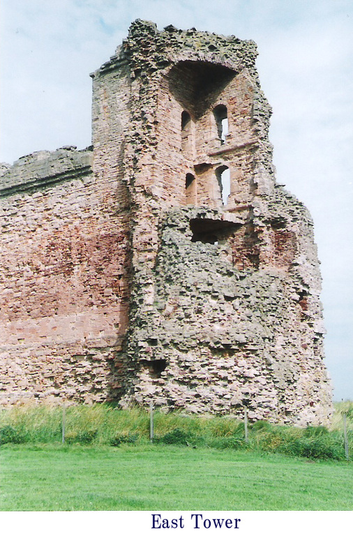 Tantallon Castle East Tower