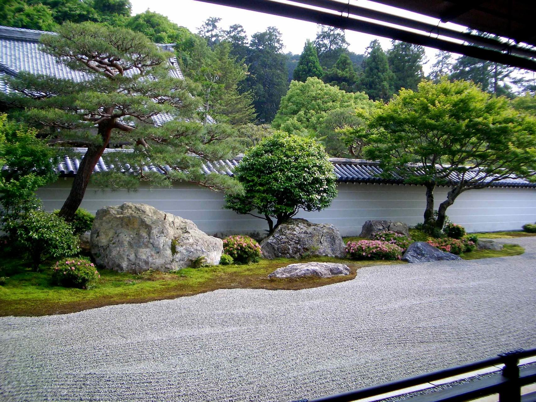 stone garden Nanzenji