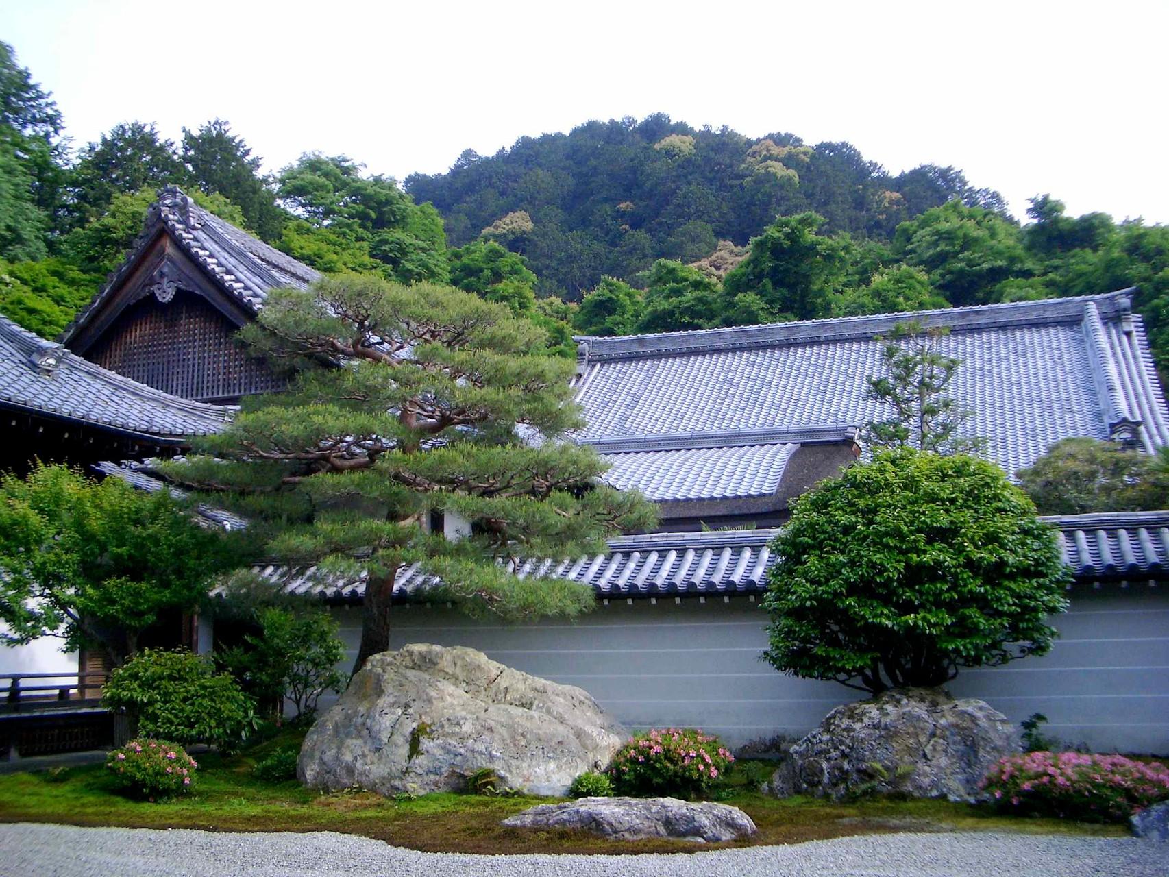 Stone garden Nanzenji-2