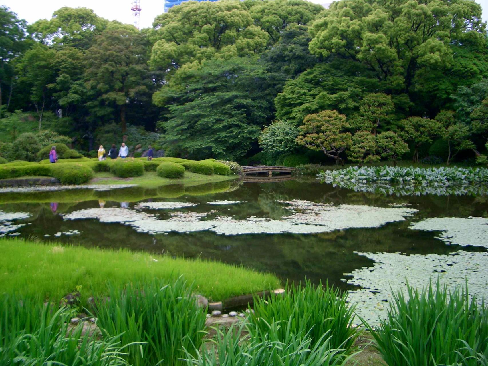 Emperor Garden,Tokyo