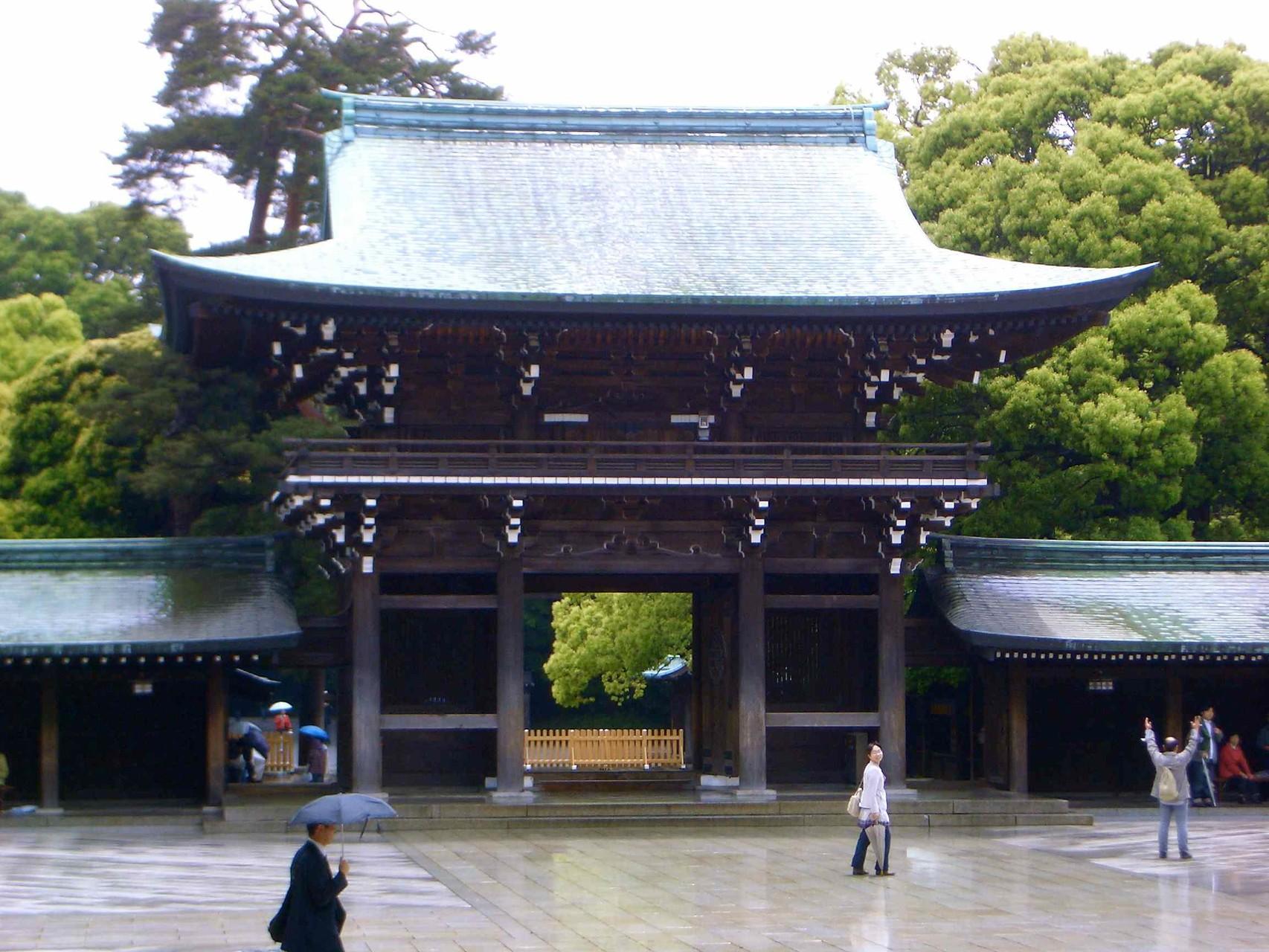 Meiji Jingu,Tokyo,