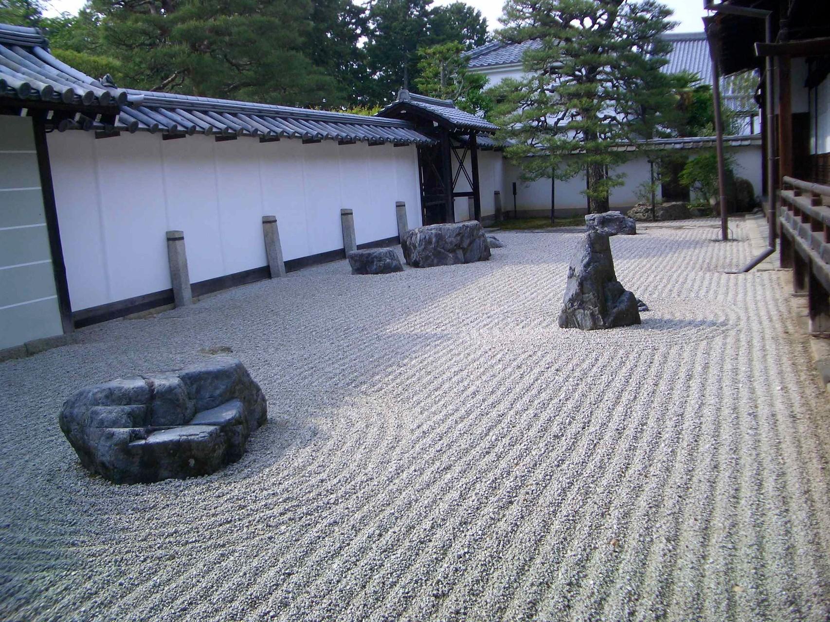 Meditation work Nanzenji