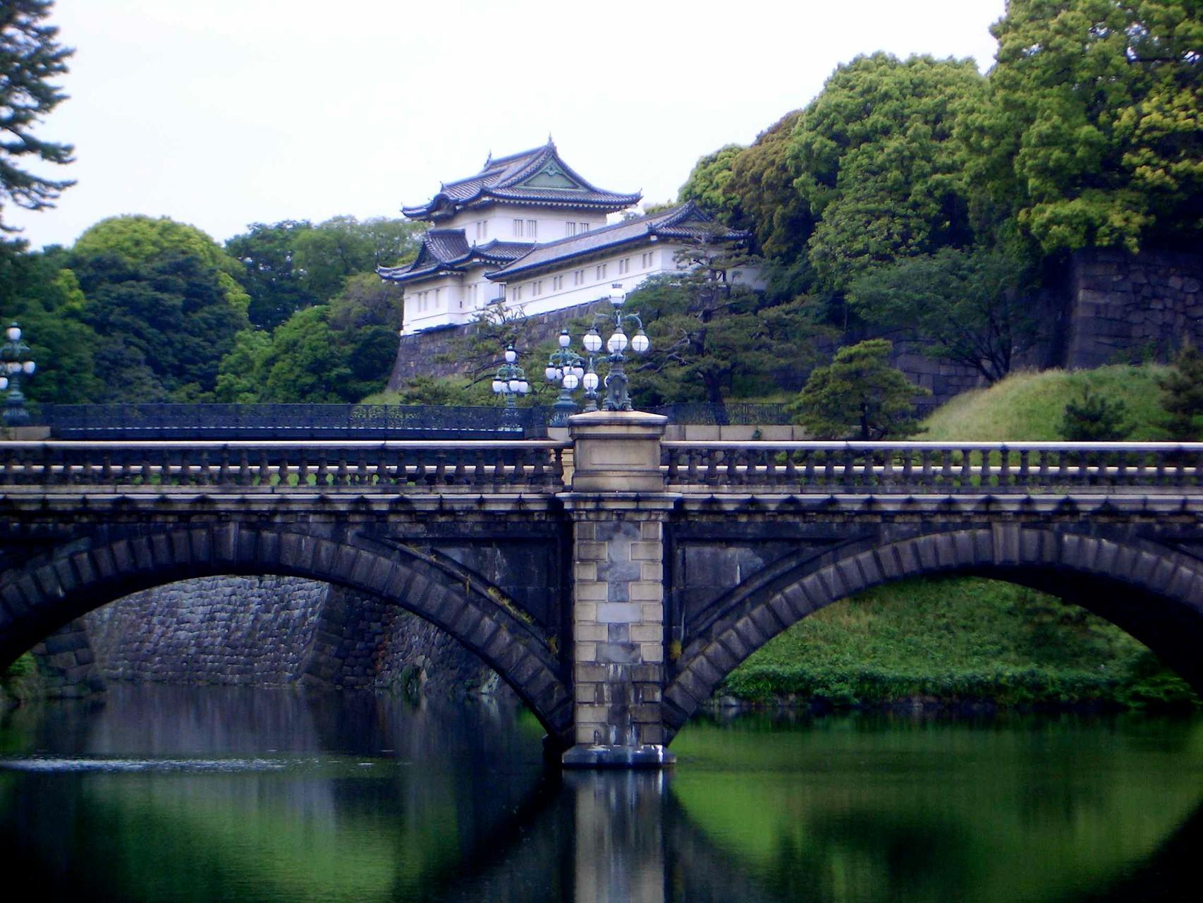 Emperor Palace,Tokyo