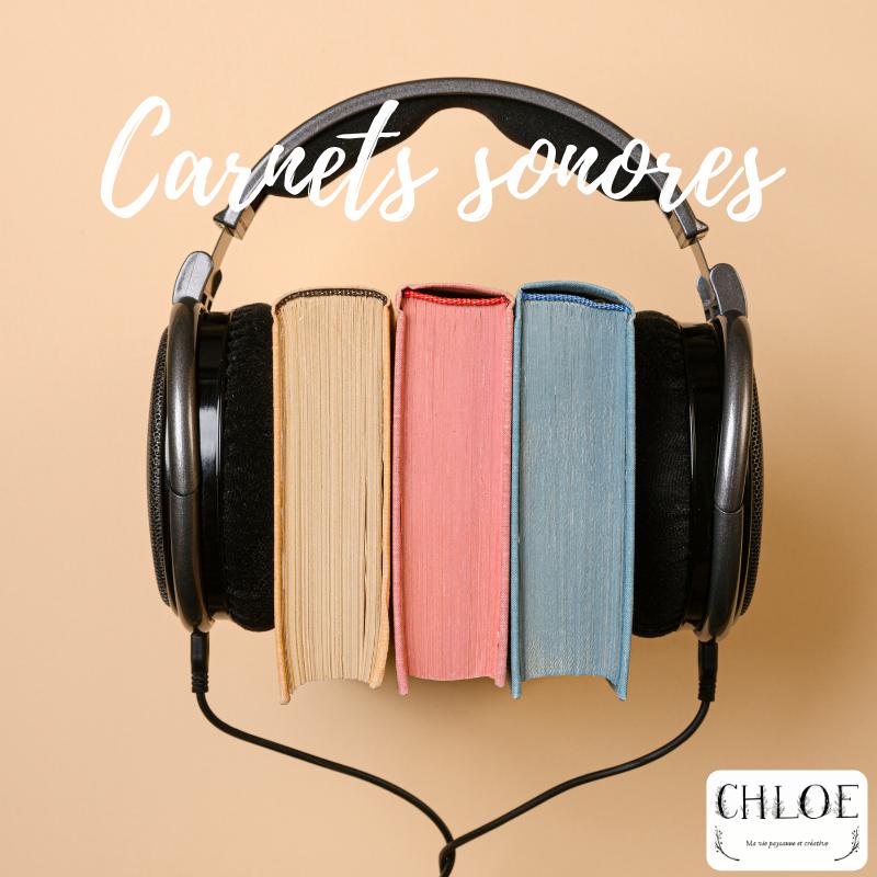 Carnet sonore n° 31 : La culture par les oreilles : ma sélection de podcasts à écouter!