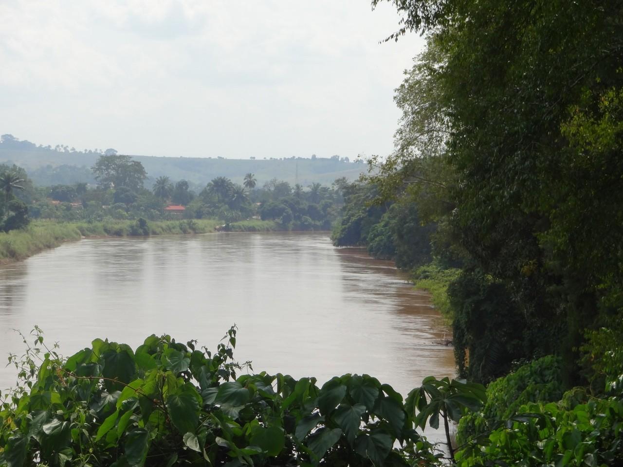 Inkisi Fluß