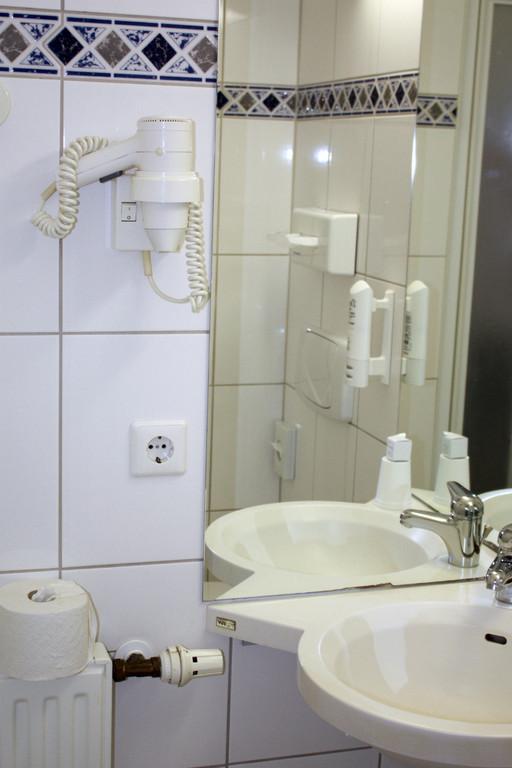 Badezimmer / Einzelzimmer