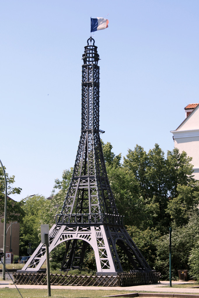 Our Eiffel tower