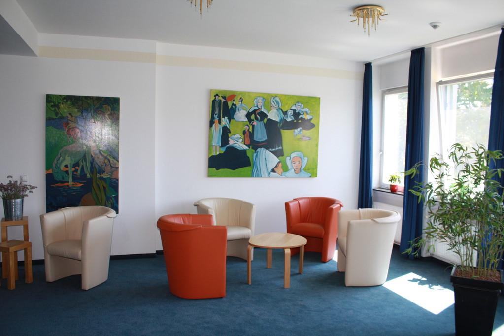 Aufenthaltsraum 2 Etage / mit. kostenfreien W-Lan