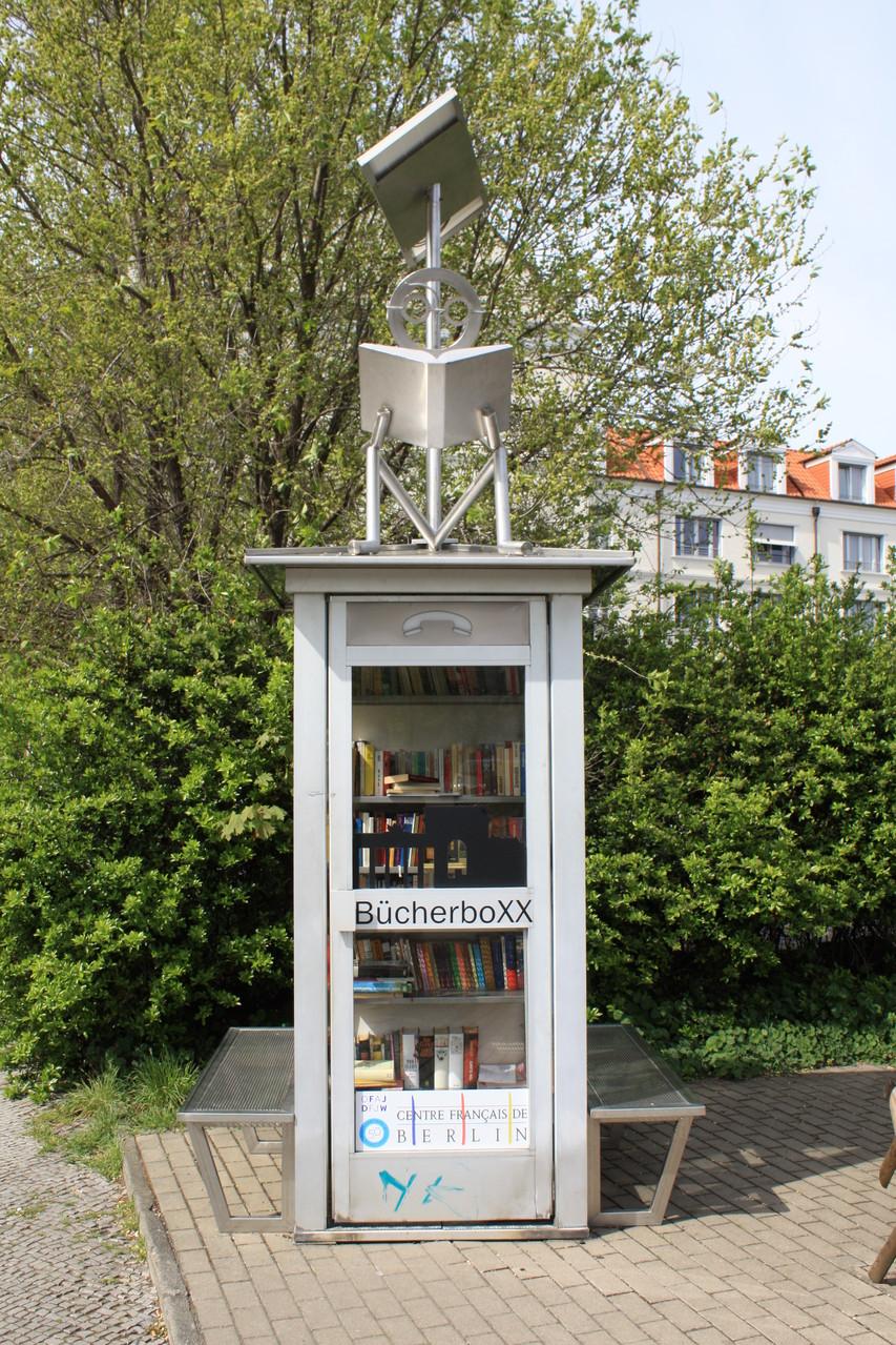Bücherboxx