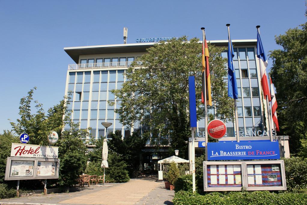 Außenansicht Centre Français de Berlin