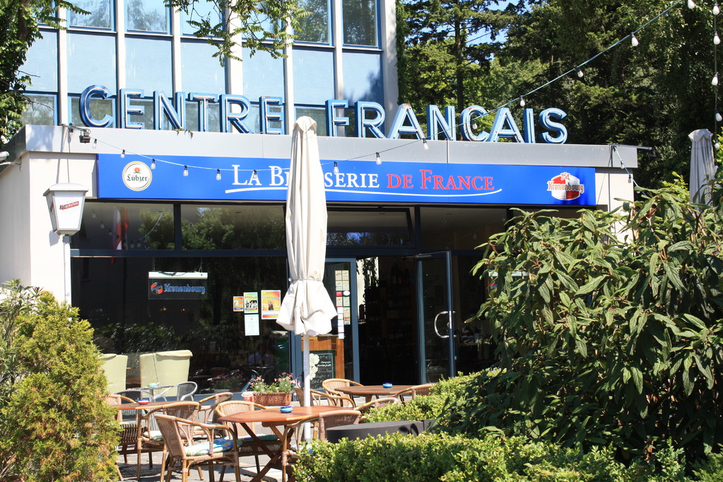 Terasse des Restaurants