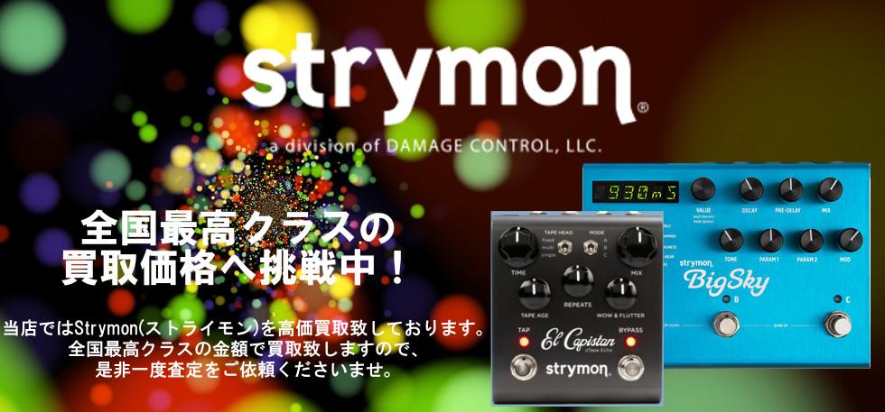 strymon買取トップ