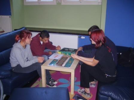 Diverse Gesellschaftsspiele
