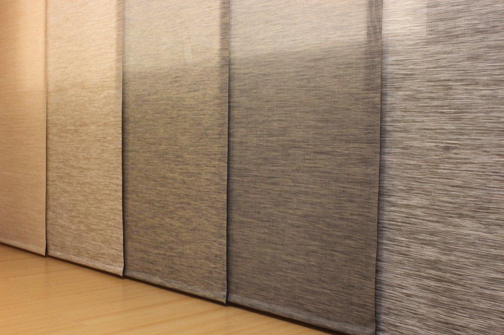 Ventajas de instalar Persianas Panel Japones en Monterrey