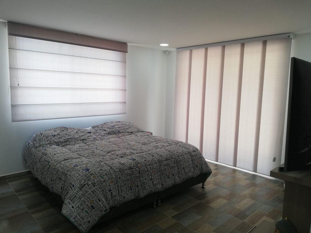 HOPE Persianas en Monterrey, el toque moderno para tu habitación