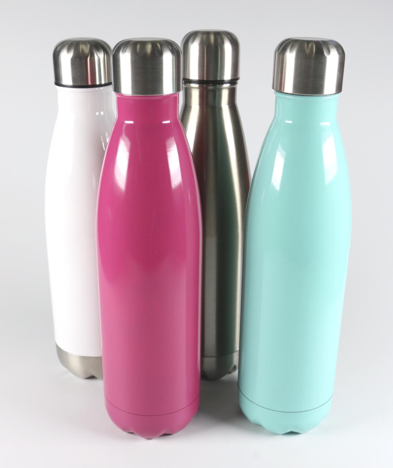 Edelstahl-Thermosflaschen