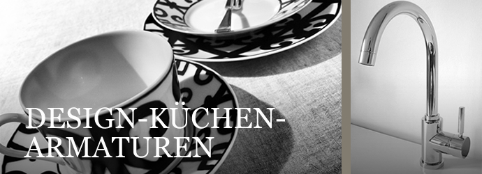 Design-Küchen-Armaturen