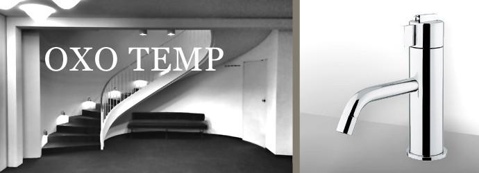 Design THERMOSTAT-Armaturen-Serie OXO TEMP
