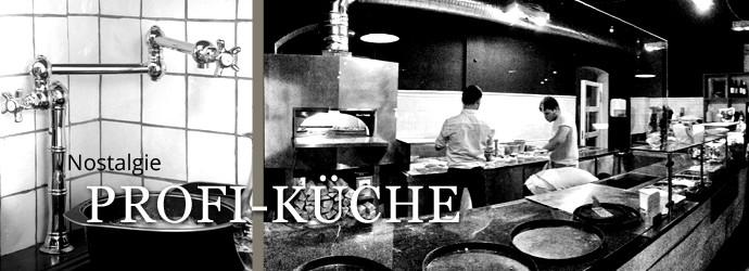 Spezial-Küchenarmaturen / Profiküche