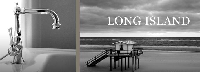 Nostalgie-Armatur-Serie LONG ISLAND