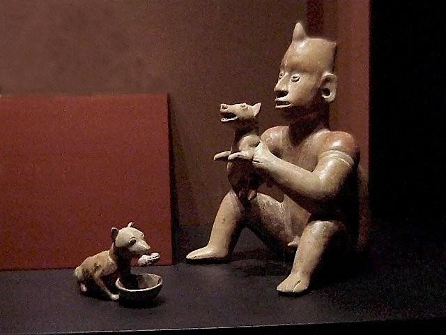 Colima Pottery