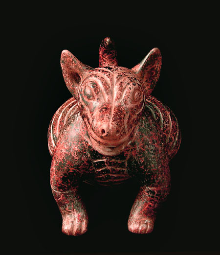 PotteryDog of Colima