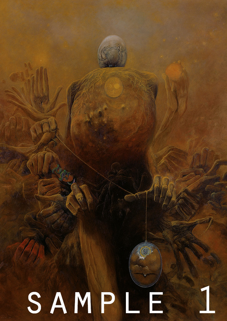 make your own choice! - official store - zdzislaw beksinski