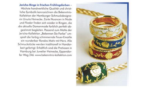 Finesse - Das Hamburger Lifestyle-Magazin (Frühjahr 2011)
