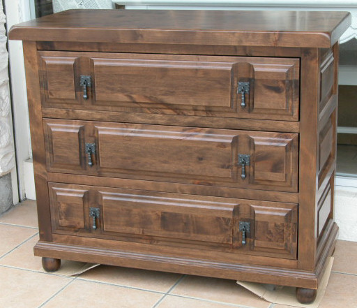 スペイン・カスティリアン様式家具